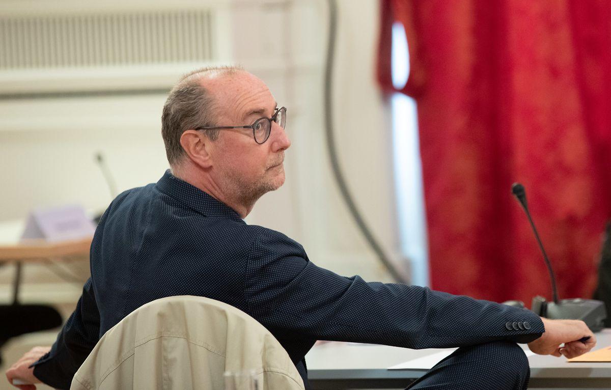 Gilles Baum, DP.