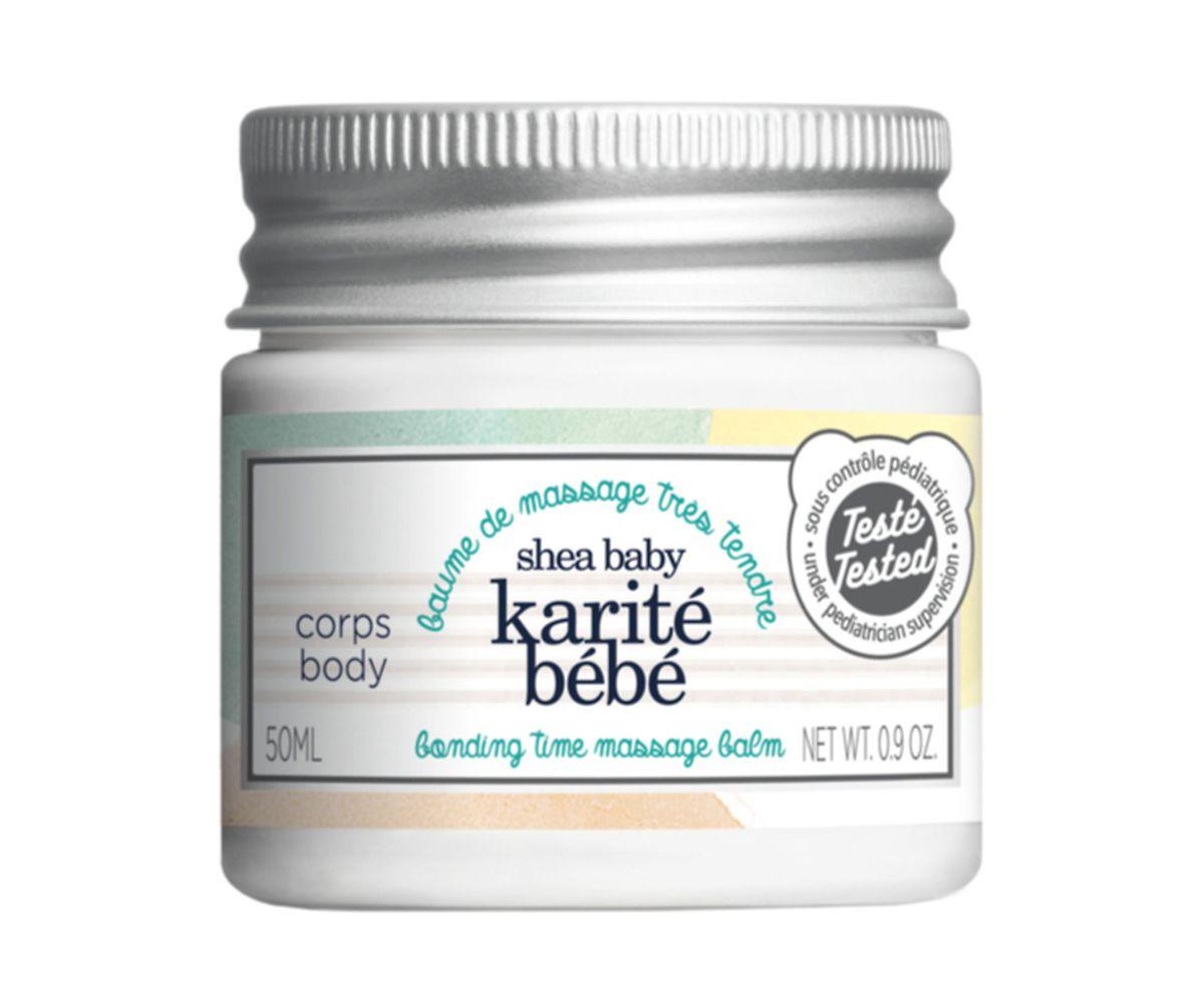 """Karité bébé"" von L'Occitane, 50 ml um 15 Euro."