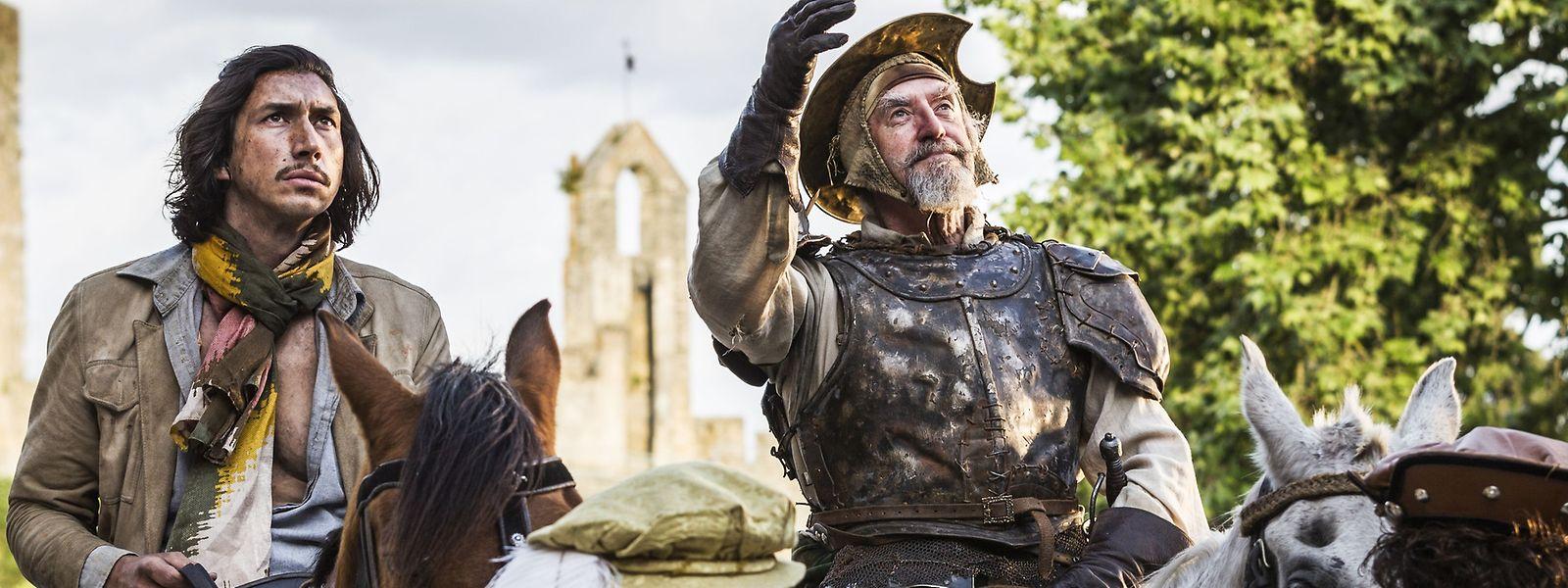 """The Man Who Killed Don Quixote"", o filme que Paulo Branco diz ser seu, pode causar escândalo na Croisette."