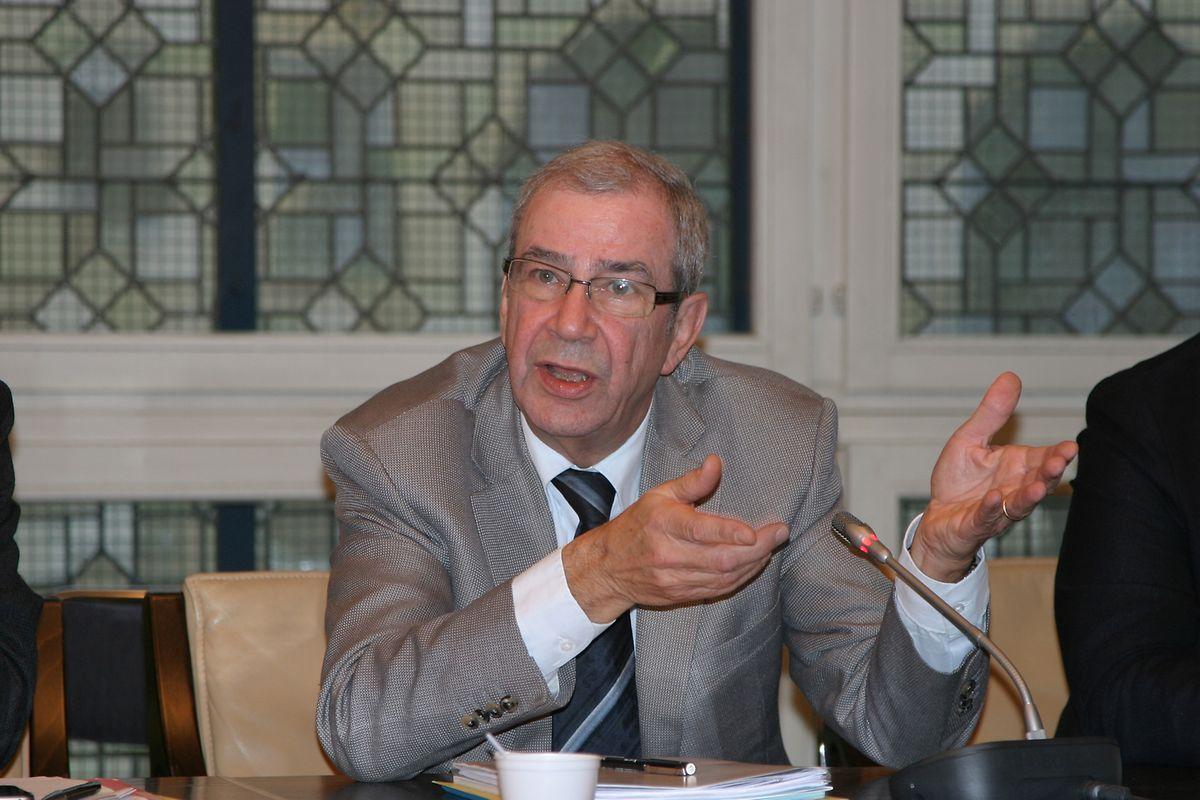 Paul Arker, président de la CCIR Lorraine: «On considère que les frontaliers lorrains rapportent entre 2,5 et 3 milliards d'euros de pouvoir d'achat à travers leurs salaires qui n'entrent pas dans le PIB mais se déversent dans la vie économique».