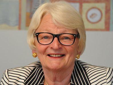 Sommer, schöne Tage und Soziales: Das bevorzugt Caritas-Präsidentin Marie-Josée Jacobs.