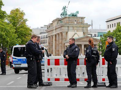 Nach mehreren Razzien griff die Polizei in Berlin zu.