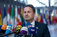 Xavier Bettel, Premier ministre
