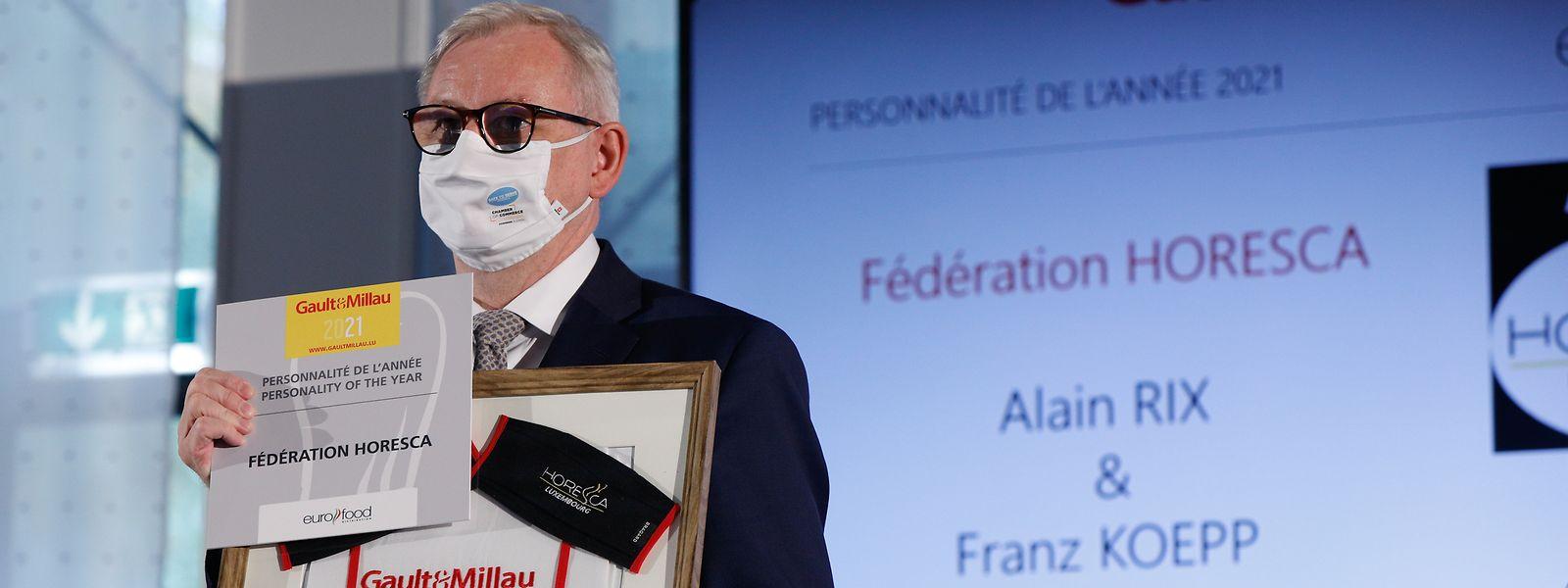 Pour François Koepp, secrétaire général de l'Horesca, établir «un business plan réaliste» serait de se baser sur une réouverture de l'Horeca «entre le 15 mars et le 1er avril»
