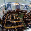 Das isländische Parlament ist derzeit mit Regierungsbildung beschäftigt.