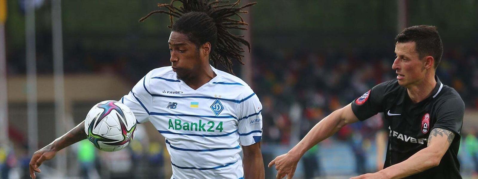 Gerson Rodrigues und Dynamo Kiew dominieren den ukrainischen Fußball.