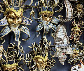 Masken zu Venedig
