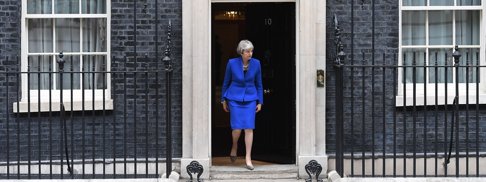Die Abstimmung im Parlament in London über das umstrittene Brexit-Abkommen am Dienstag könnte das Ende von Theresa May als Regierungschefin einläuten.