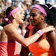Serena Williams a souffert pour venir à bout de Lucie Safarova.