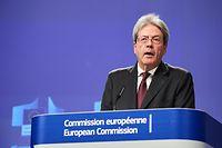 Mitten in der schweren Corona-Wirtschaftskrise legt die EU-Kommission am Mittwoch ihre Konjunkturprognose vor.