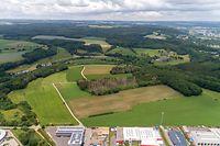 Das Google-Datenzentrum soll in der Nähe von Bissen entstehen.