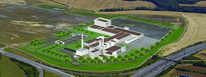 Sur les 130 hectares de la mégazone d'Illange, la société Knauf Insulation va en occuper 15 pour implanter une usine de laine de roche.