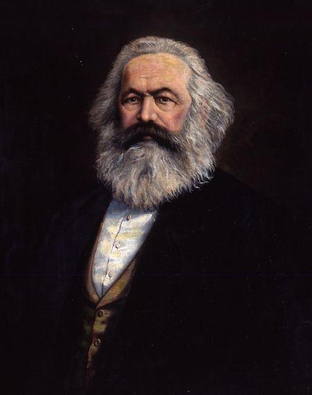 Karl Marx gilt als eine der einflussreichsten Personen der Weltgeschichte.