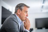 Politik - Interview Claude Meisch - Bildungsminister - DP- Foto: Pierre Matgé/Luxemburger Wort