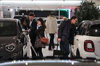 Lokales, Autofestival 2020, Fiat, Foto: Chris Karaba/Luxemburger Wort
