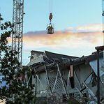 Bombeiros resgatam segundo corpo dos escombros de estrutura que colapsou em Antuérpia