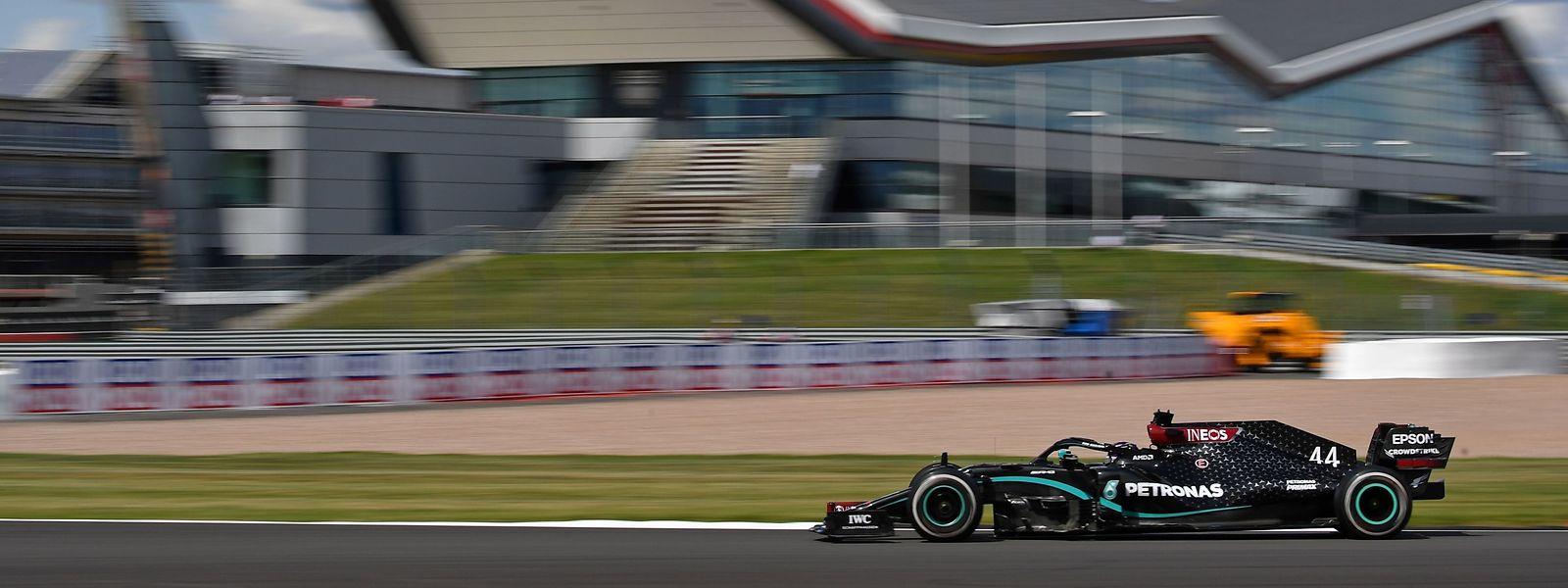 In Silverstone hat die Formel 1 Tradition.