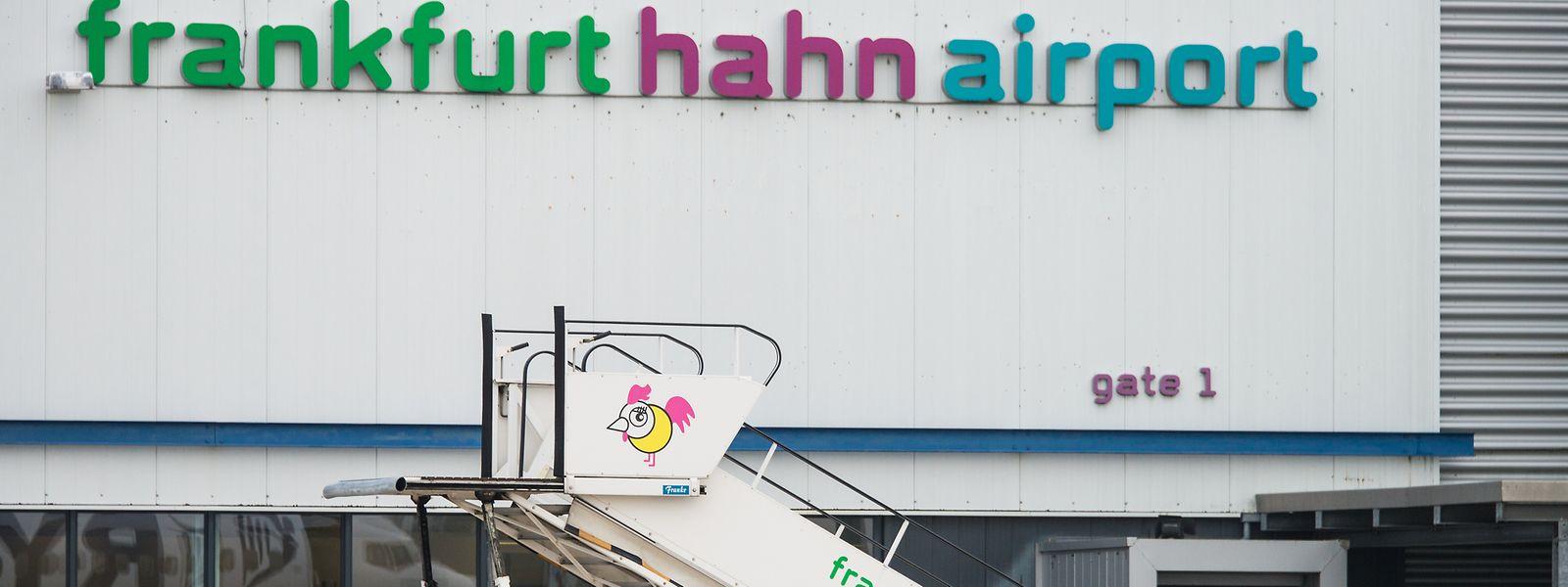 Liquide durch ein chinesisches Gesellschafterdarlehen: der Flughafen Frankfurt-Hahn.