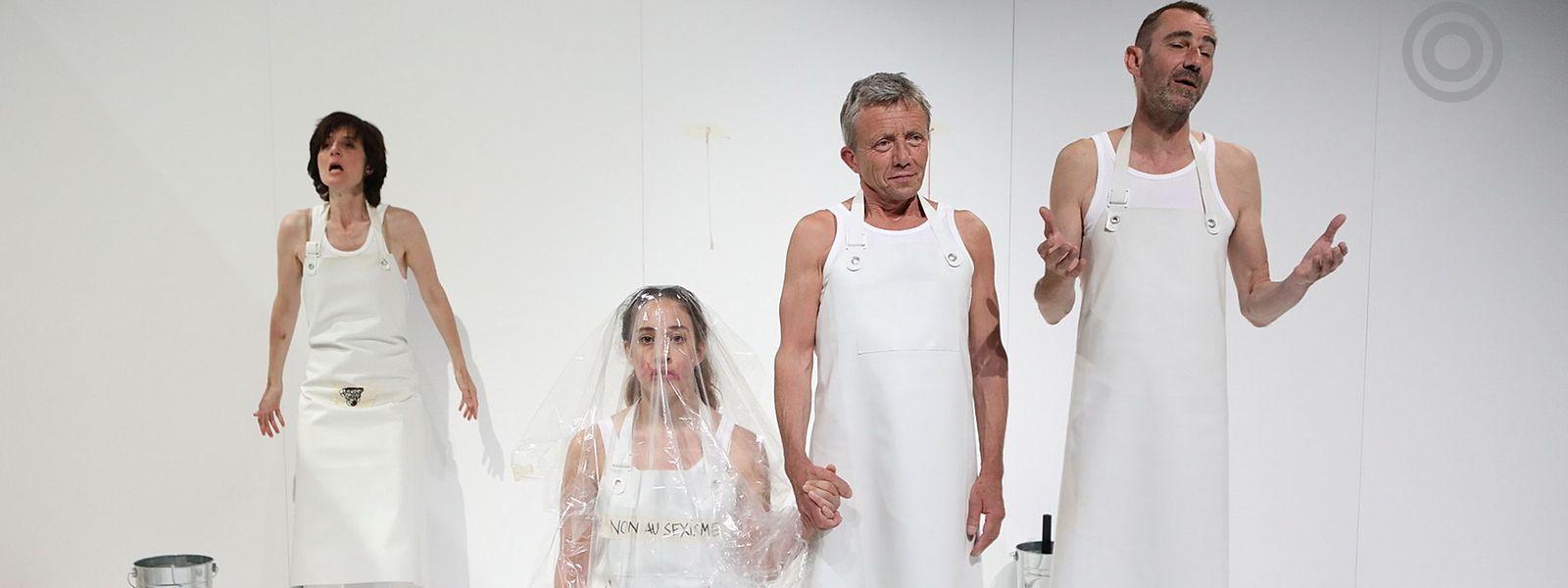 «Révolte», mise en scène par Sophie Langevin, est un kaléidoscope révélateur.