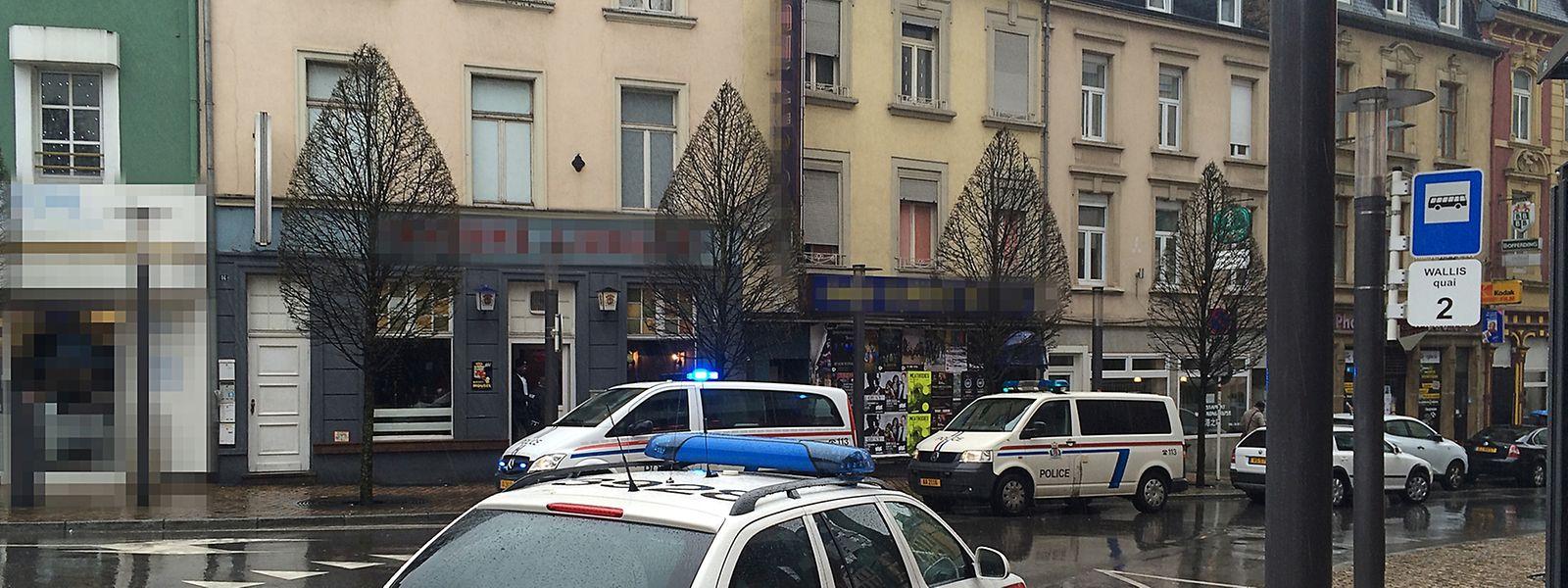 Die Polizei nimmt derzeit verstärkt die Drogenszene im Bahnhofsviertel ins Visier.