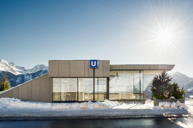 Seit 1985 gibt es im Tiroler Serfaus eine Untergrundbahn. Interessierte können bei einer Tour auch hinter die Kulissen der U-Bahn schauen.
