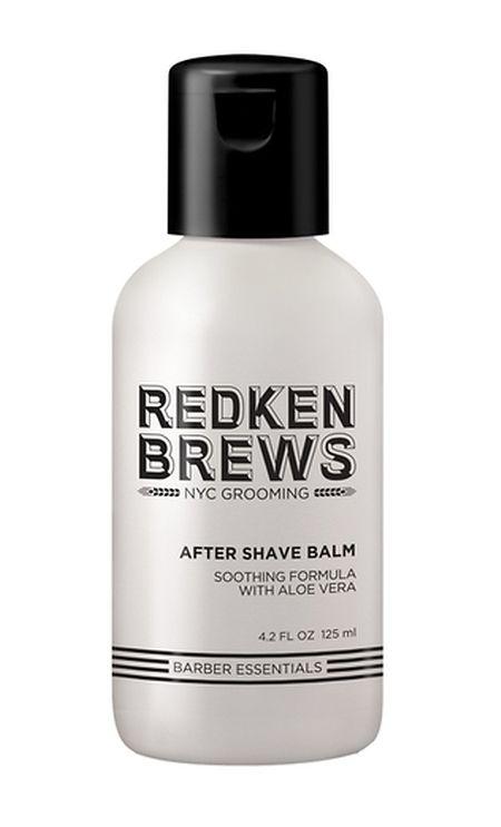 """""""After Shave Balm"""" aus der Linie """"Brews"""" von Redken, 125 ml um 22 Euro."""
