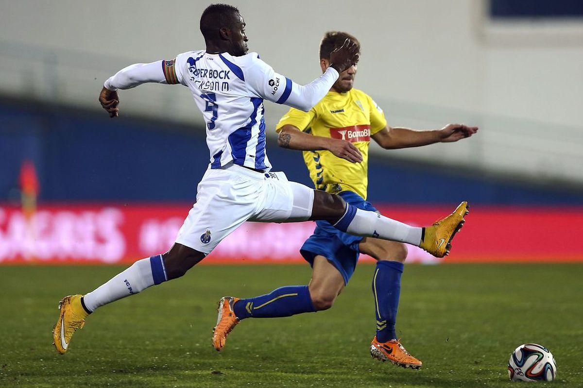 FC Porto voltou a perder pontos, desta vez na Amoreira