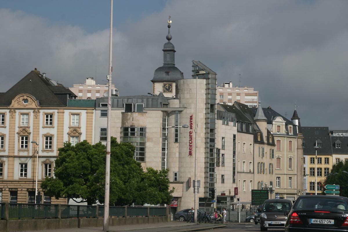 En 2025, Thionville comptera 50.000 habitants.
