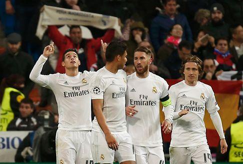 Champions League: Real Madrid und Wolfsburg jubeln