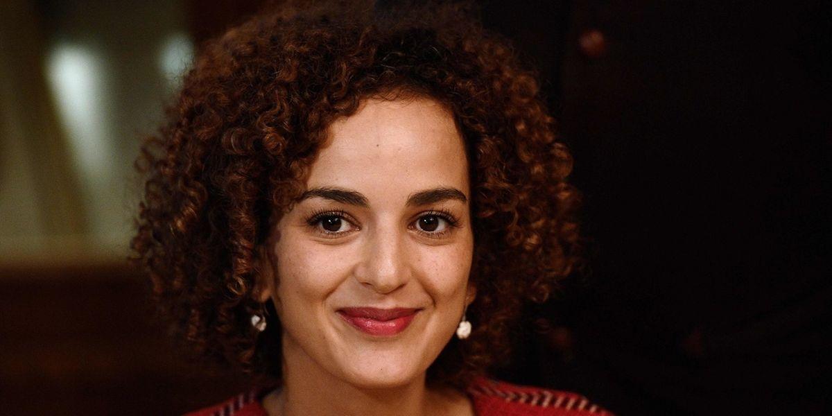 Leila Slimani, prix Goncourt lors de la dernière édition du prestigieux prix littéraire.