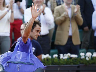 Roger Federer nimmt nicht an Roland Garros teil.