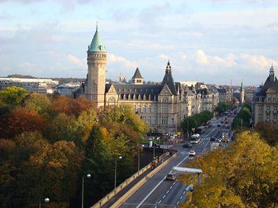 Der Finanzplatz Luxemburg schlägt sich wacker im internationalen Wettbewerb.