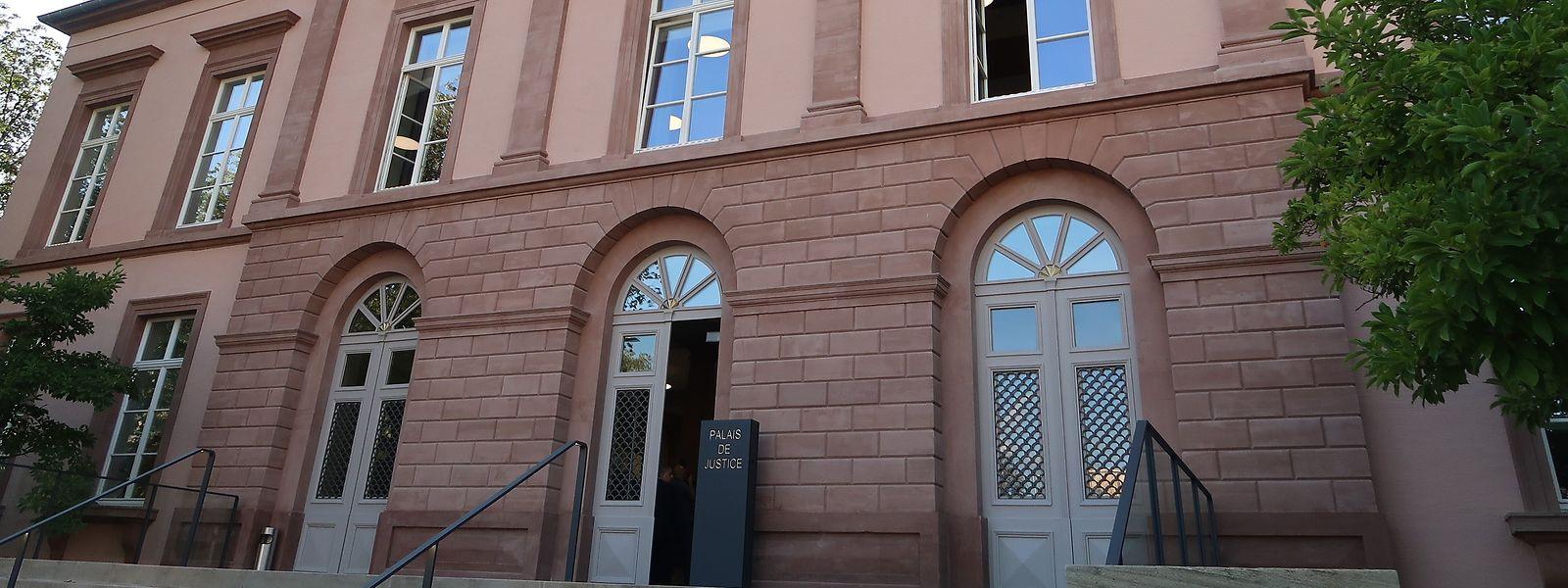 Vor dem Diekircher Gericht zeigte der Angeklagte Reue.
