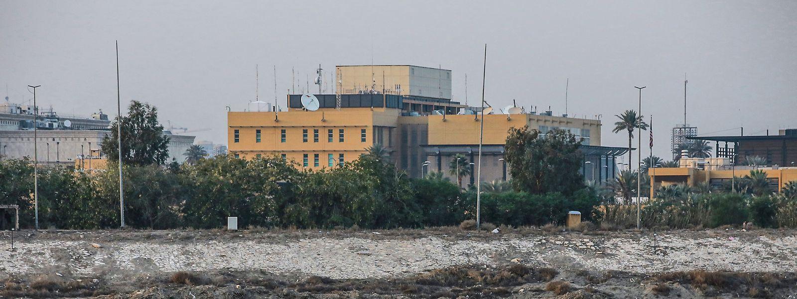 Ein Teil der Nato-Ausbilder sind laut Spiegel bereits aus dem Irak abgezogen worden.