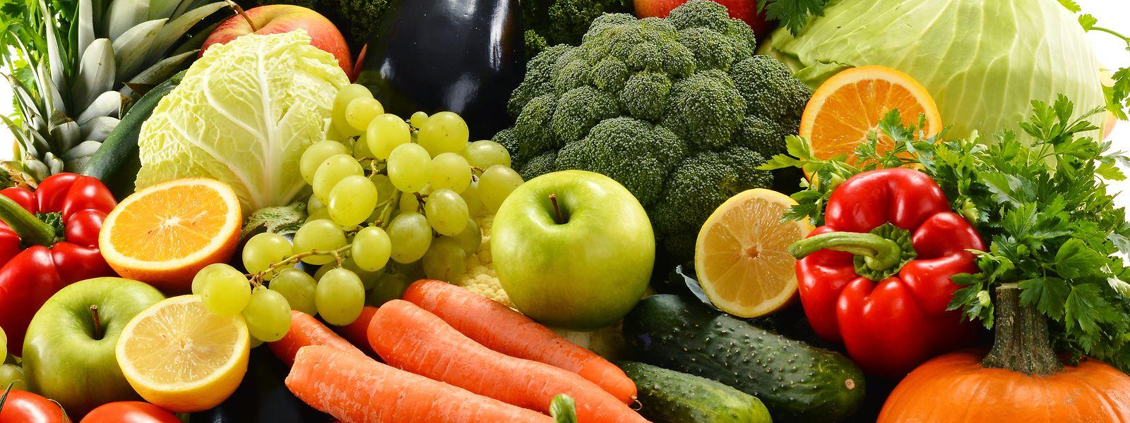 Selon le Giec, les Occidentaux devront privilégier les fruits et légumes dans leur alimentation quotidienne.
