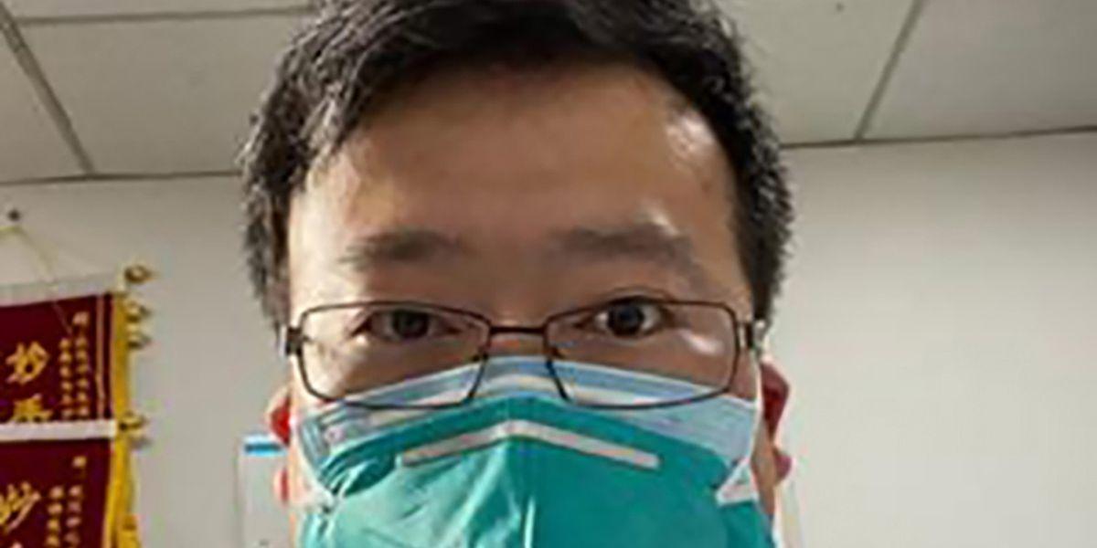 Agé de seulement 34 ans, le docteur Li, est mort à l'hôpital central de la ville coupée du monde depuis le 23 janvier 2020.