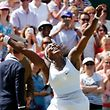 Serena Williams war bereits als Top-Favoritin ins Match gegangen.