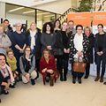 """vernissage Expo """"Les Visages de la Violence"""" - Service de l'égalité des Chances - FoyerSud - CNFL  Centre Sportif Oberkorn - Differdange - 01.03.2018 - © claude piscitelli"""
