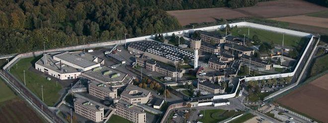 Le centre pénitenciaire de Schrassig.