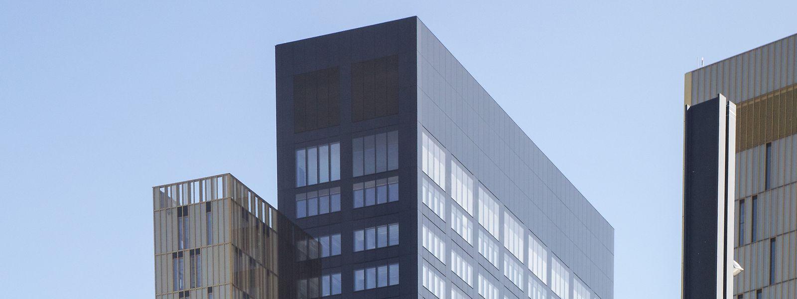 31 étages composent le dernier-né des bâtiments de la Cour de justice de l'UE.