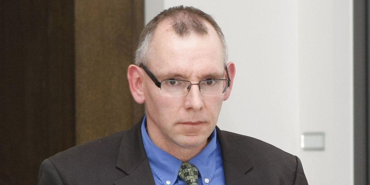 Jeff Neuens leitete die Kriminalpolizei seit November 2015.