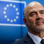 Moscovici insiste na criação do ministro das Finanças da zona euro