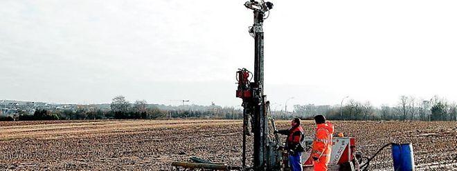 Des fouilles seront de nouveau organisées en mars.