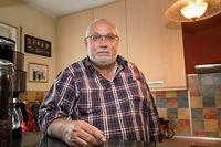 Lok , ITV M. Spellini , Luxemburger der auf Teneriffa wegen dem Corona Virus im Hotel in Quarantäne war , Foto:Guy Jallay/Luxemburger Wort