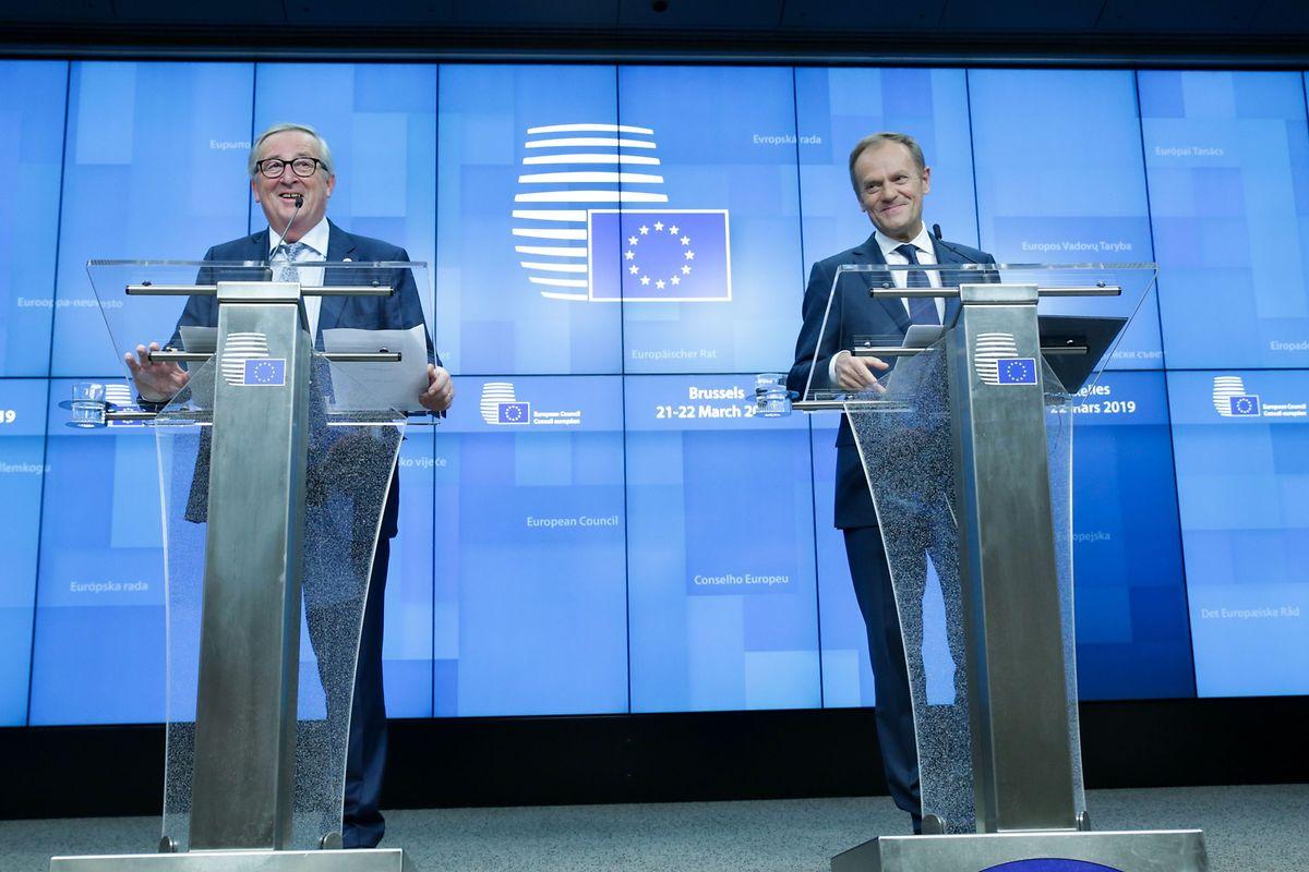 Sowohl EU-Kommissionspräsident Jean-Claude Juncker wie Auch EU-Ratspräsident Donald Tusk werden im Herbst nicht mehr antreten.