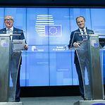 Não houve maioria relativamente a qualquer candidato para Comissão Europeia