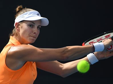 Mandy Minella spielt ab Sonntag bei den French Open in Paris.