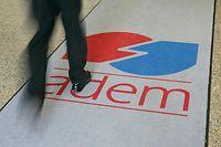 21.3. PK Bilan Activite Adem / Arbeitsamt / Arbeitslosigkeit Foto: Guy Jallay