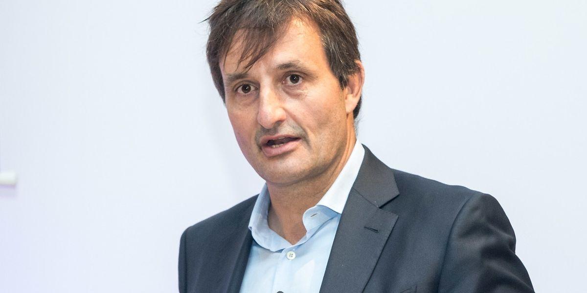 Nicolas Buck prend la présidence de l'UEL