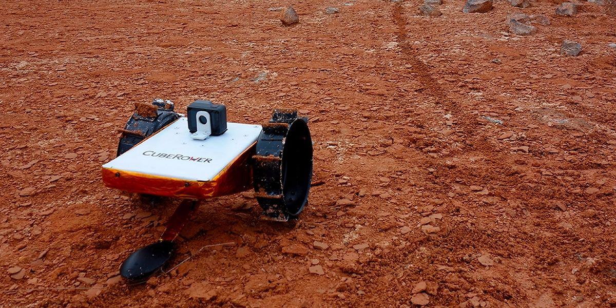 CubeRover, une des trois nouvelles sociétés américaines à s'implanter au Luxembourg, fabrique de petits engins légers pour aller sur la Lune. Et moins cher que son concurrent, ispace, dont le centre de recherche est aussi au Luxembourg
